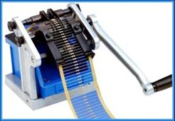 Component Lead Cutting and Bending Machine