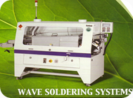 SOLBOT C-250 wave soldering machine
