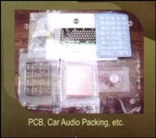 PCB, Car audio packing